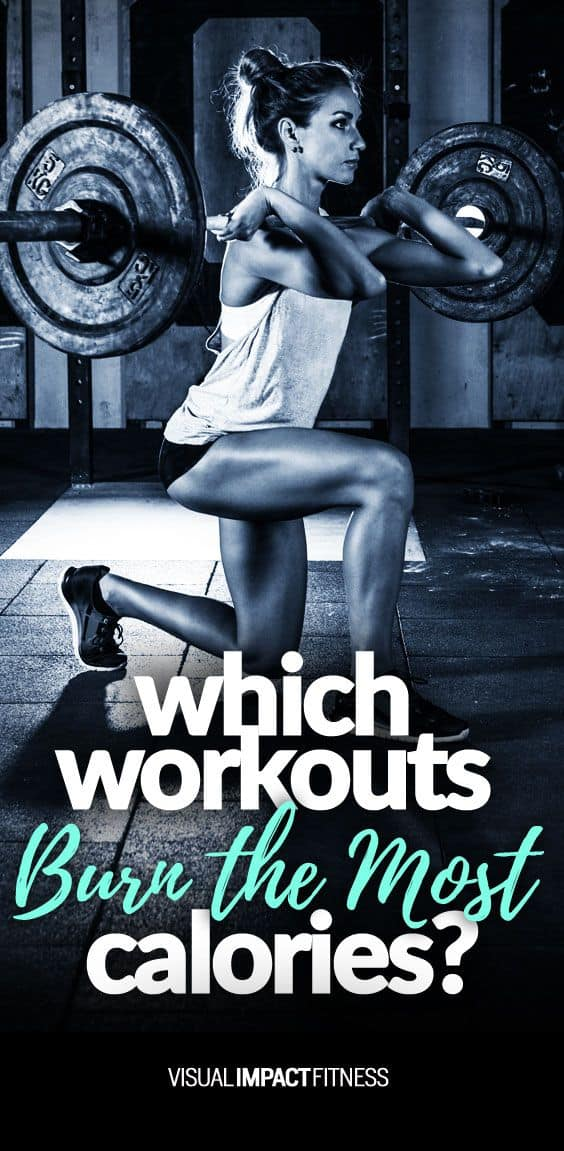 Which Workouts Burn the Most Fat