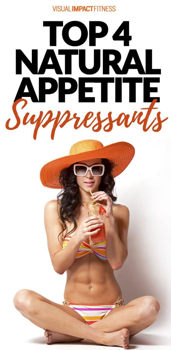 Natural Appetite Suppressants | 4 Foods for Weight Loss