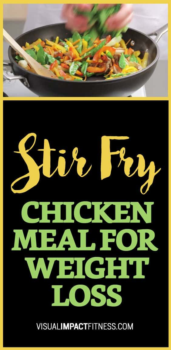 Disappointing Stir Fry Chicken for Fat Loss