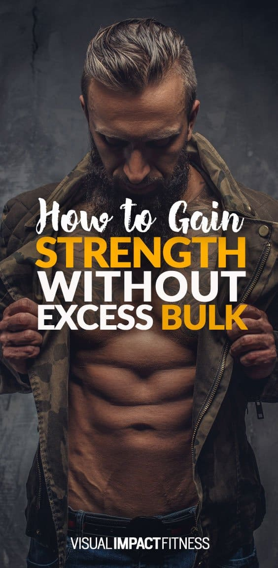 Gain Strength Without Size | Lifting Weights for Muscle Tone