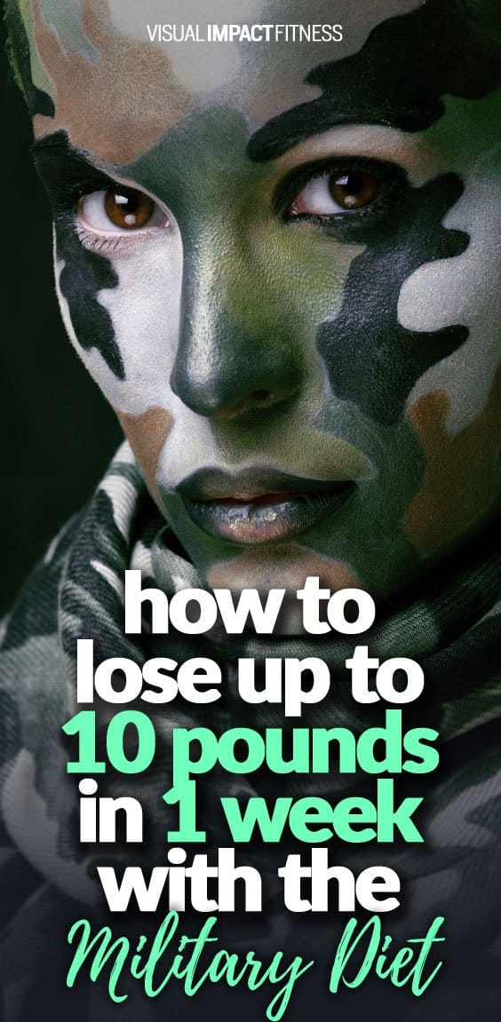 The 3 Day Military Diet Plan: Lose 10 Pounds With Reviews and Results
