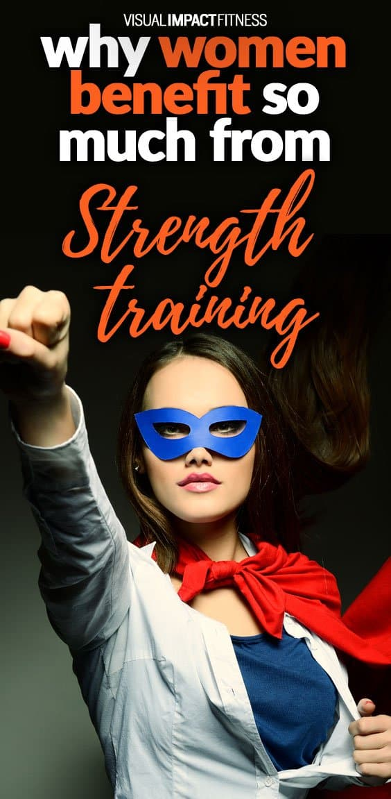 Strength Training for Women Benefits