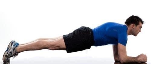 abdominal workout
