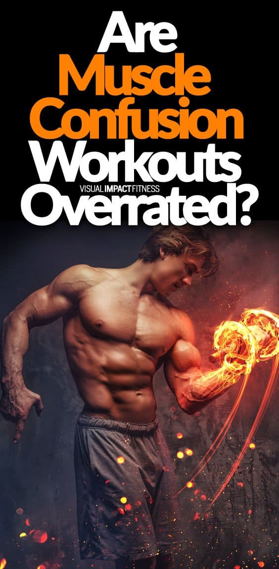 Are Muscle Confusion Workouts Overrated?