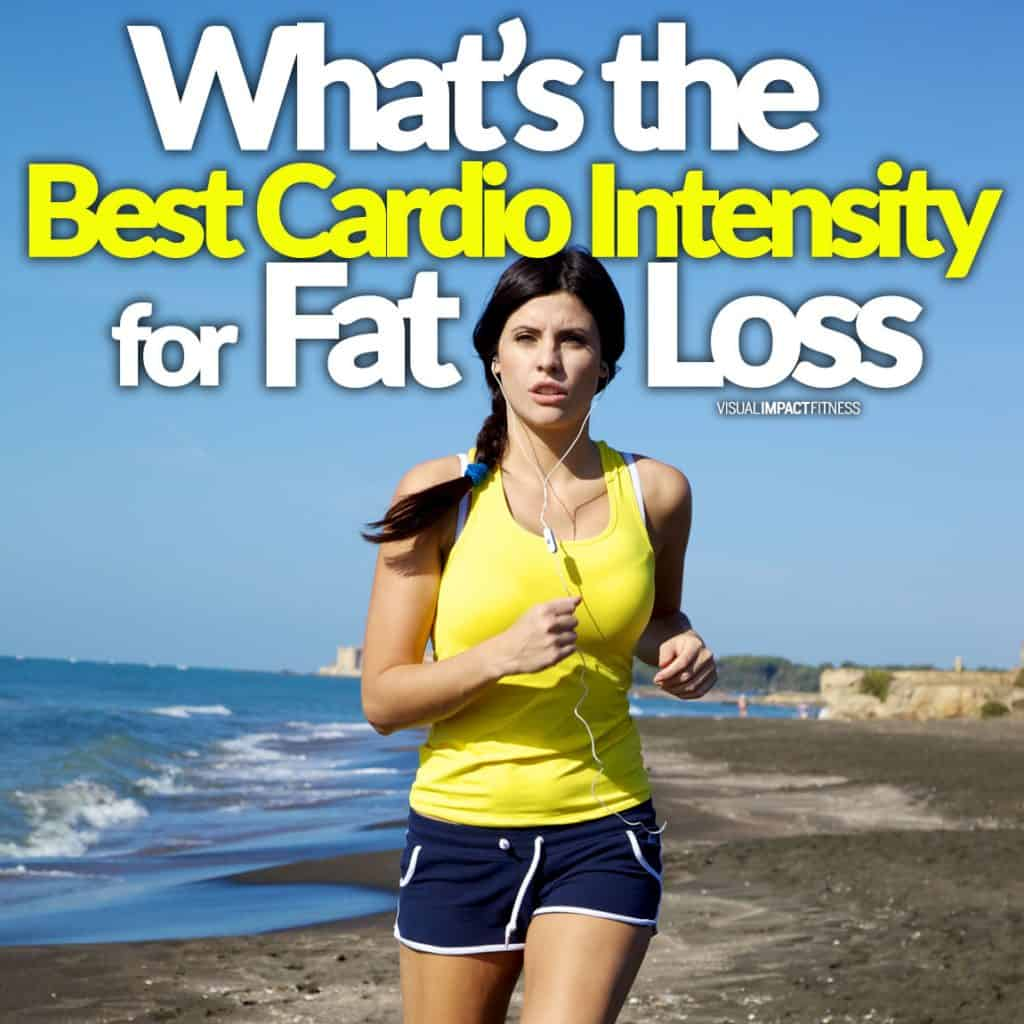 What's the Best Cardio Intensity for Fat Loss
