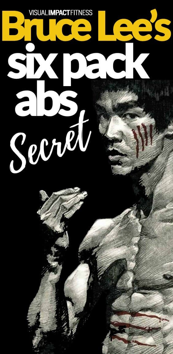 Bruce Lee Had Extraordinary Abs. He was among the very first movie stars of his day to genuinely have incredible abs. Even by today\'s standard his abs are really defined. So What is his Secret Ab Exercise? It is a breathing and ab flexing exercise that builds tone in your abs by increasing the mind-to-muscle link. I suggest including this to your present abs exercise regimen. First, you want to breathe in. Then you will want to all at once flex your abs hard while breathing out. It should ta...