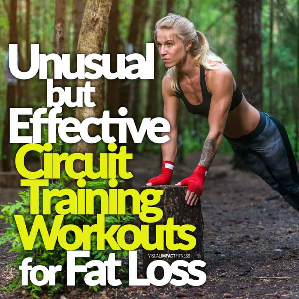 Effective Creative Circuit Training Workouts for Fat Loss