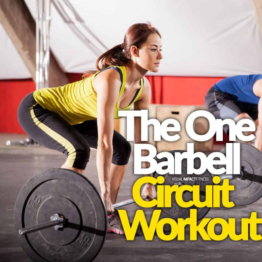 One Barbell Circuit Workout