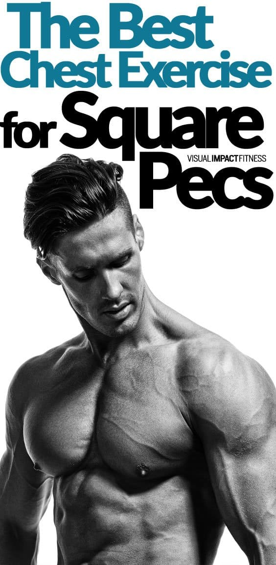 Square pecs are the look most men are shooting for. There are numerous chest exercises to focus on to make this happen & chest exercises you will want to avoid too. The big mistake beginners make is that they concentrate excessively on the basic flat bench press. The problem with the flat bench press is that although it is a great mass builder, it develops the lower chest quicker than the upper chest. The key to developing square pecs is to focus on building the upper chest. There are severa...