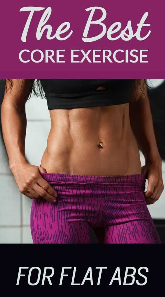 The Best Core Exercises for Flat Abs