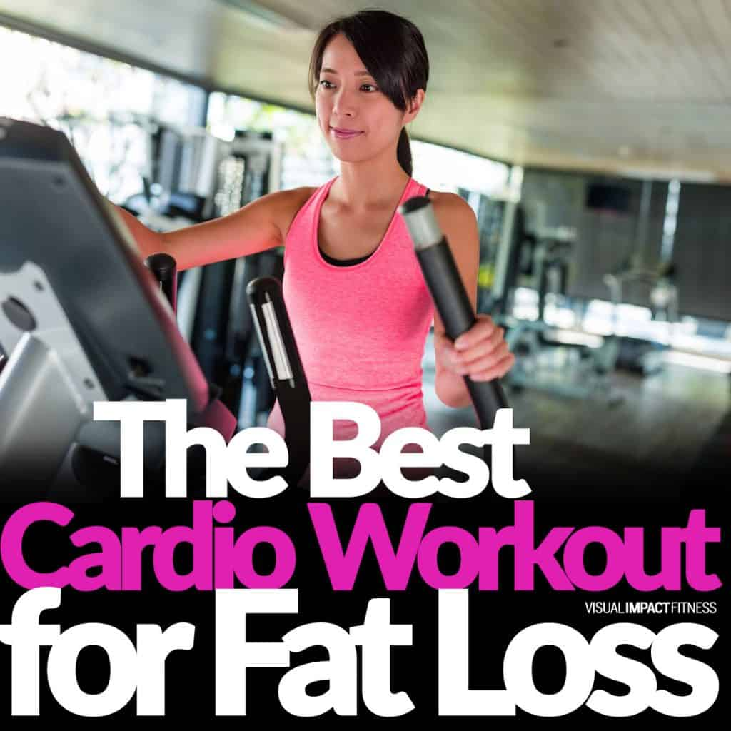 Aerobic workout program for fat loss.