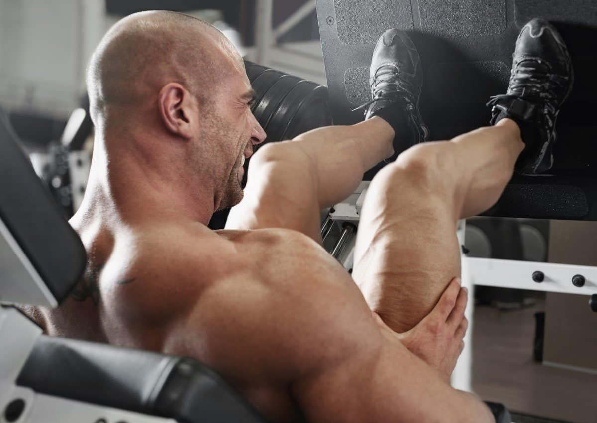 how to lose muscle mass fast