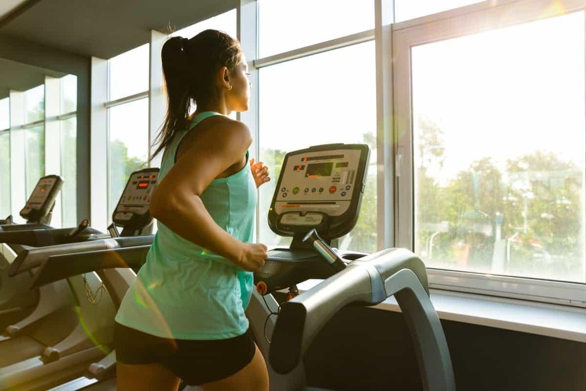 marathon cardio to reduce muscle mass fast