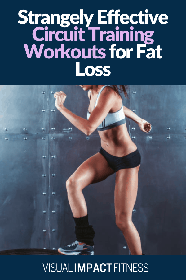 Unusual but Effective Creative Circuit Training Workouts for Fat Loss