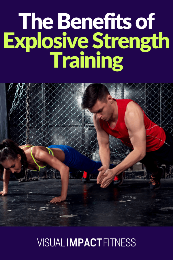 The Benefits of Explosive Strength Training