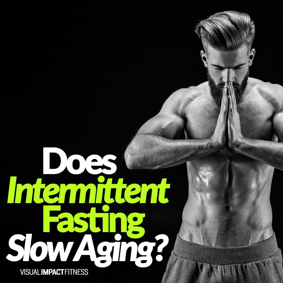 Does Intermittent Fasting Slow Aging
