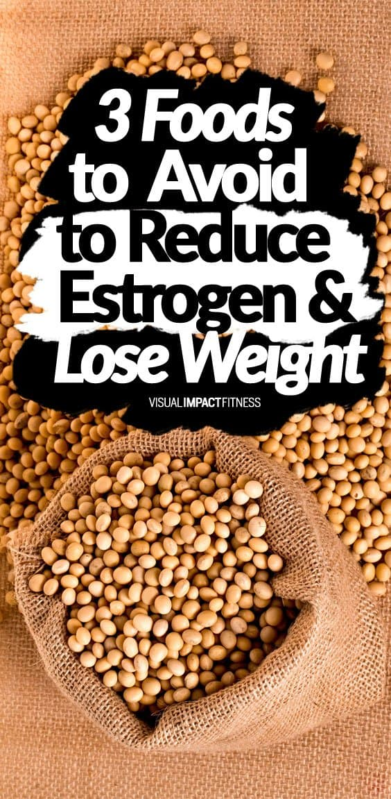 In today's environment, we are exposed to chemicals called xenoestrogens that boost estrogen levels to an unnatural level. The source of these xenoestrogens is chemicals in lotions, soaps, shampoo, even plastic containers like water bottles. This rise in estrogen is a big problem for women as well as men. When this happens the body begins to store stubborn fat that is nearly impossible to get rid of. Here's a video outlining 3 estrogen raising foods to avoid estrogen to help you lose weight. In the video, he discusses what to avoid. He also recommends cruciferous vegetables to fight these xenoestrogens.