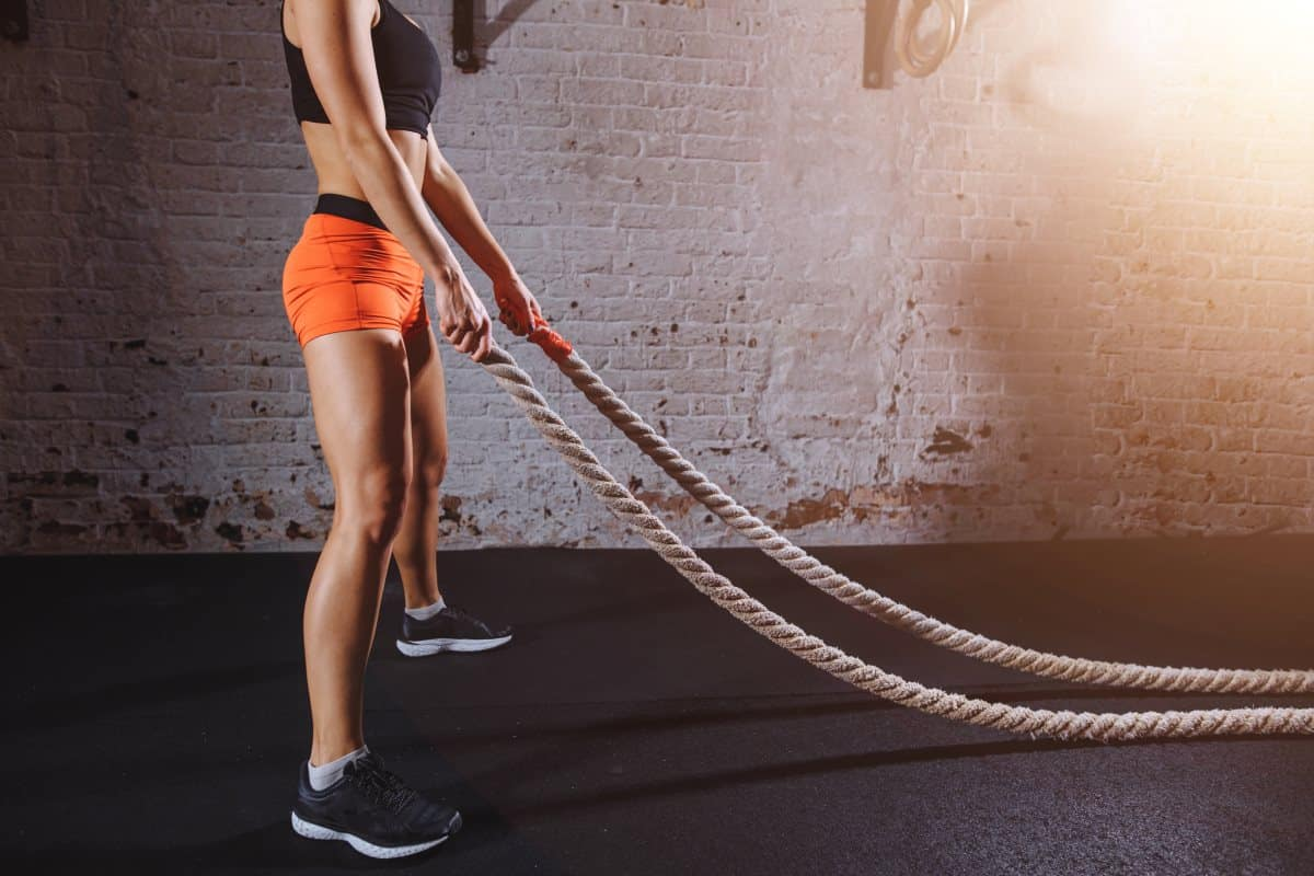 Benefits of HIIT cardio