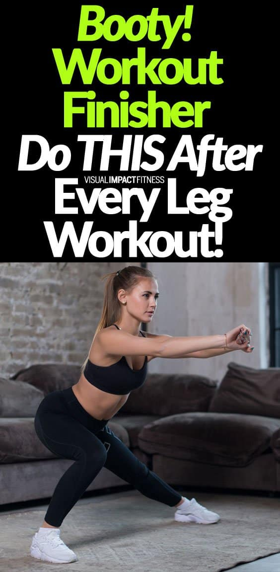 """I'm a fan of """"workout finishers"""" whenever you are trying to take a muscle group to the next level. When growing your glutes this can work exceptionally well. Since we spend so much of our day sitting, it can lead to dead butt syndrome. Here's a video showing a simple but effective booty workout finisher. This one is exceptionally good because it is simply one superset of a few exercises done back-to-back on a medicine ball."""