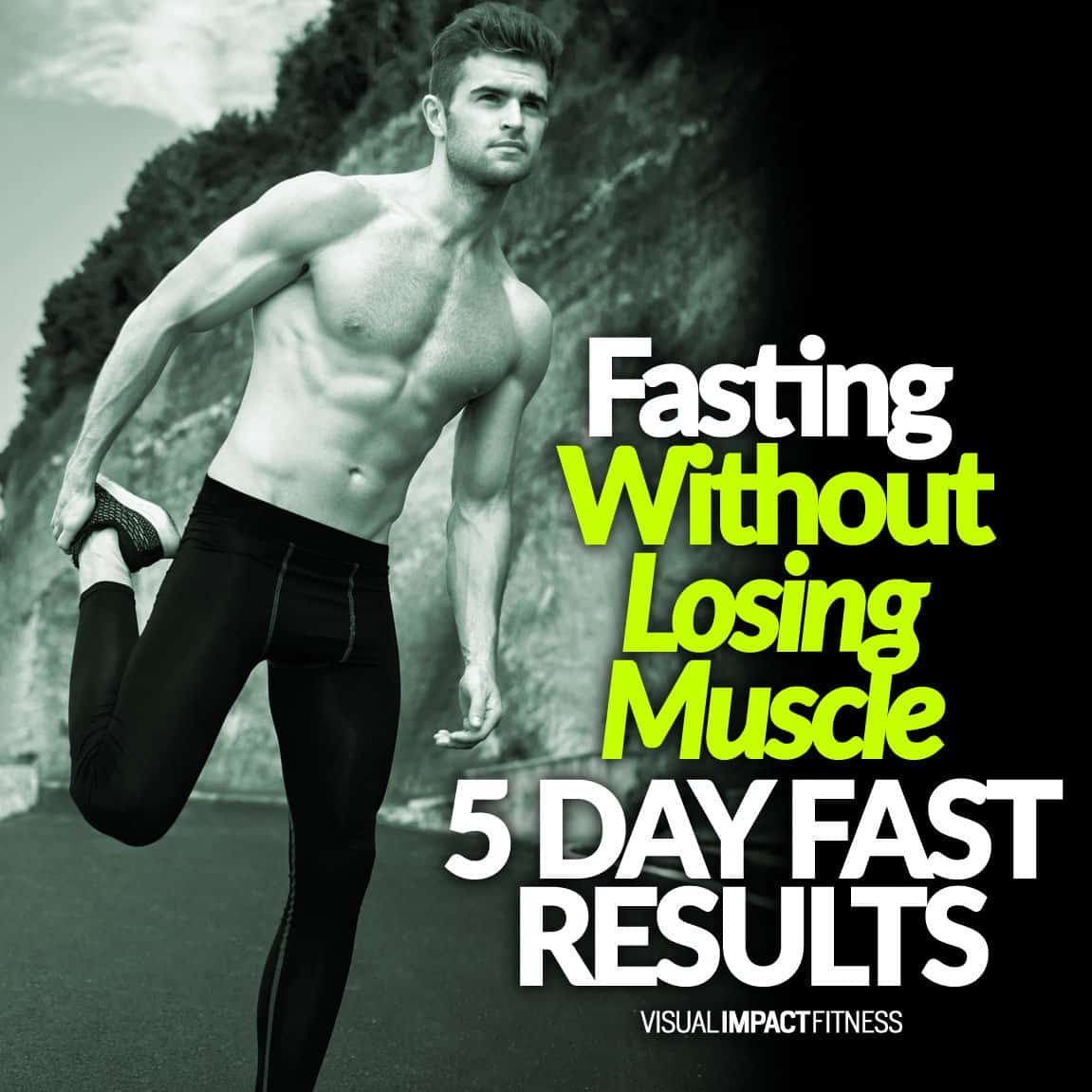Fasting Without Losing Muscle (5 DAY FAST RESULTS)