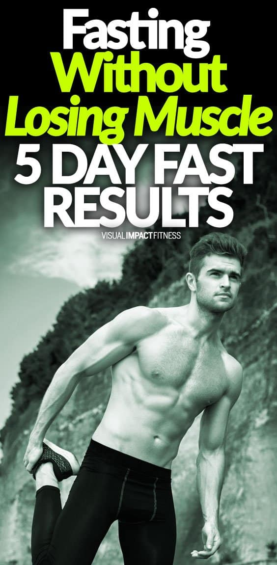 Many people mistakenly believe that your body needs non-stop protein to maintain muscle. The popularity of intermittent fasting is slowly starting to show people that this isn't the case. Fasting for 24 hours is one thing, but what happens when the fast lasts quite a bit longer? Here's a video of a guy who fasted for 5 days straight without losing muscle. I actually believe it is healthy to give your digestive system a break every now and then. I'm not the only person who thinks this. Longevity researcher, Dr. Valter Longo has shown that 5-day fasts are incredible for anti-aging and burning stubborn body fat..