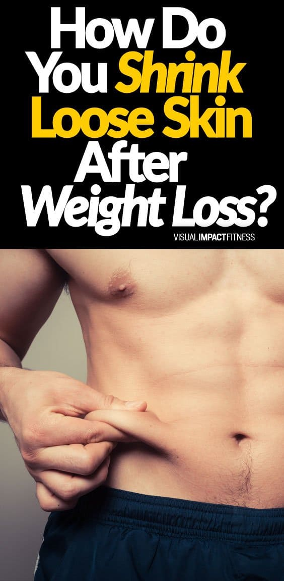 One of the tough things about fat loss is the possibility of loose skin after losing a bunch of weight. The best way to ensure you don't have this issue is to do your best to stay within 10-20 pounds of your ideal weight. What if you have more to lose? Here's a video which talks about a few factors in how likely you are to have loose skin after losing weight. If you do have a lot of weight to lose I recommend trying an all-potato diet. Kevin Smith of the movie Clerks recently lost 26 pounds in 4 weeks using this approach.