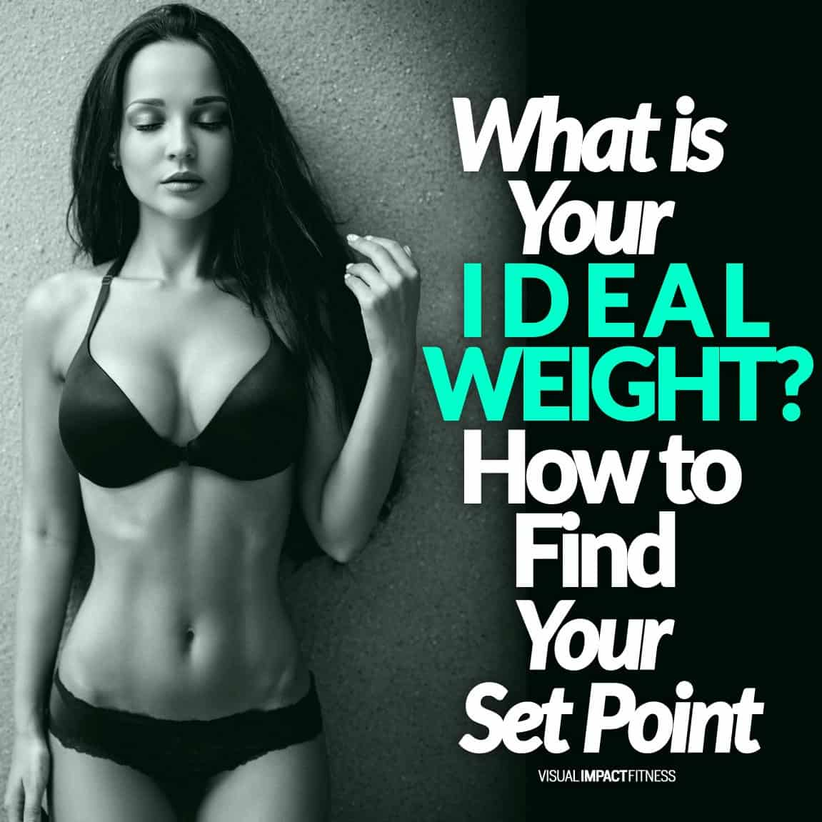 How to Find Your Set Point Weight!