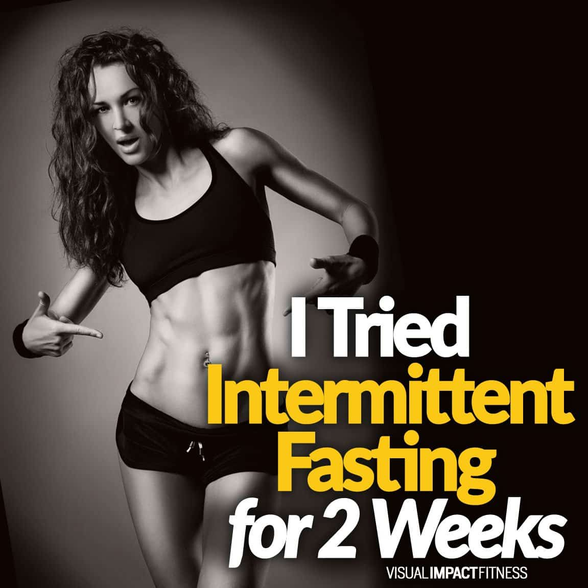 I Tried Intermittent Fasting for 2 Weeks