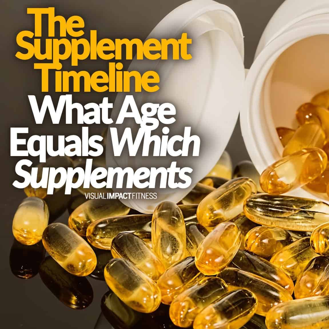 The Supplement Timeline