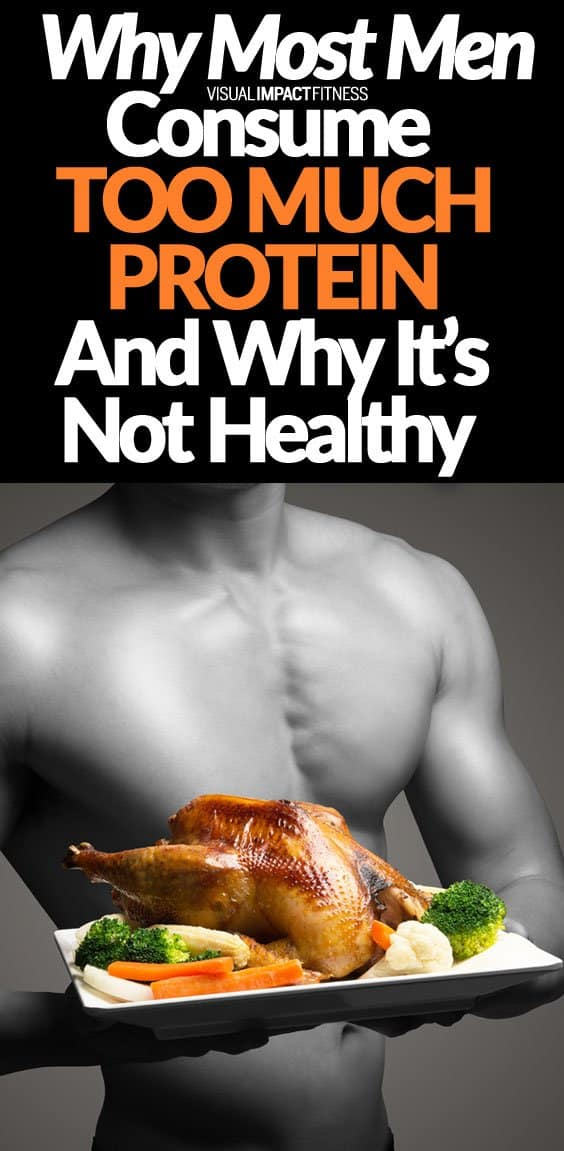I have a few nephews who have just started to lift weights and they are OBSESSED with protein. I remember being in my teens and was the same way. Eating turned into finding high-quality protein source, taste was secondary. Here is a video that discusses why most men are likely getting WAY too much protein and why you don't need as much as you may think. In the video, he mentions that most of the research finds that .8 grams of protein per day is the UPPER limit of what we should be consuming.
