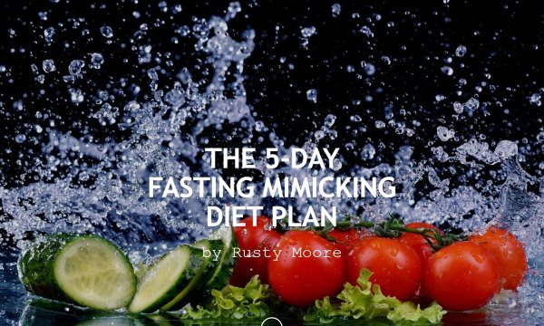 fasting mimicking diet plan