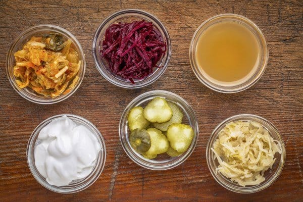 fermented foods and sodium