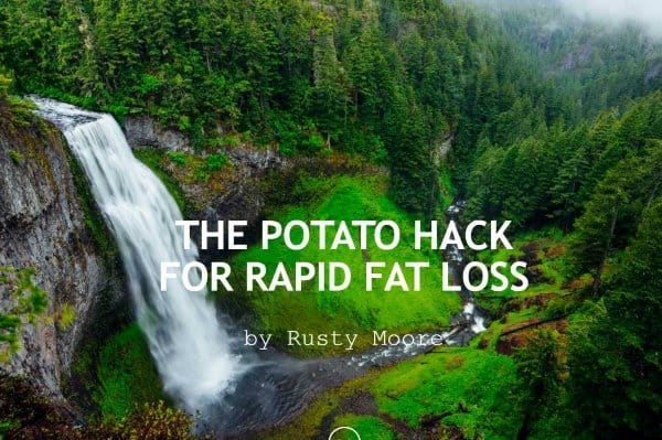 potato hack for fat loss
