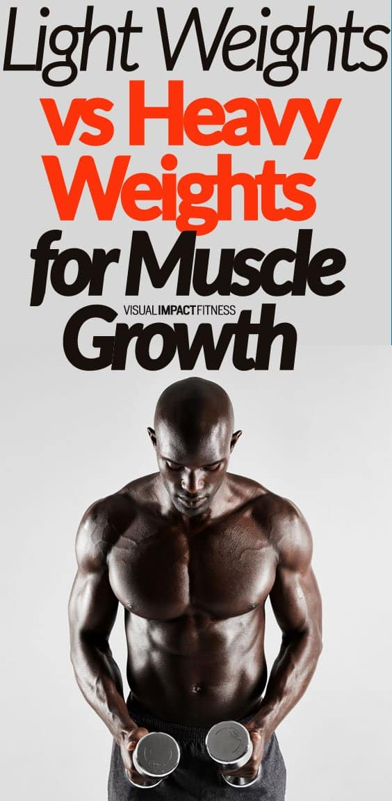 It is commonly believed that heavy weights are best when it comes to muscle growth. What happens when lighter weights are lifted to failure with high reps. Can just as much muscle be built with lighter weight. Here's a video comparing heavy weights vs light weights when it comes to building muscle. The findings suggest that training to failure is what builds muscle regardless of rep scheme. What if you avoid training to failure? I have written an article on how I train people to use qualit...
