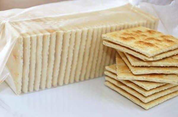 3 day saltine cracker diet