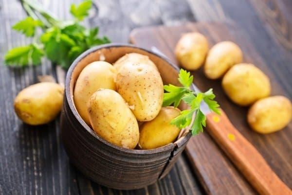 all potato diet