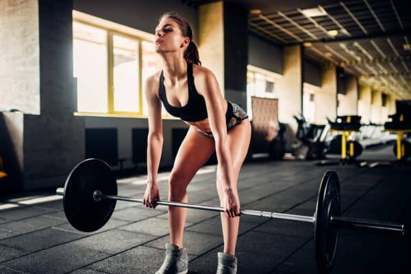 Metabolic Resistance Training With One Barbell