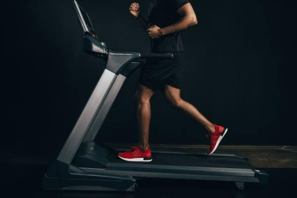 Treadmill HIIT Cardio Workout