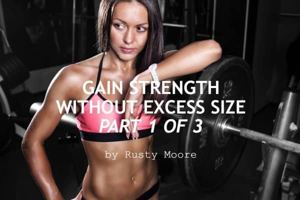 gain strength without size or mass
