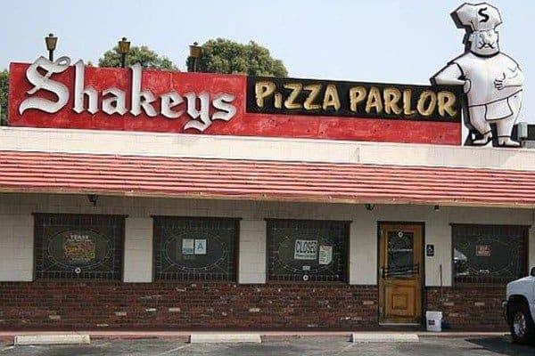 shakeys pizza arcade 80s
