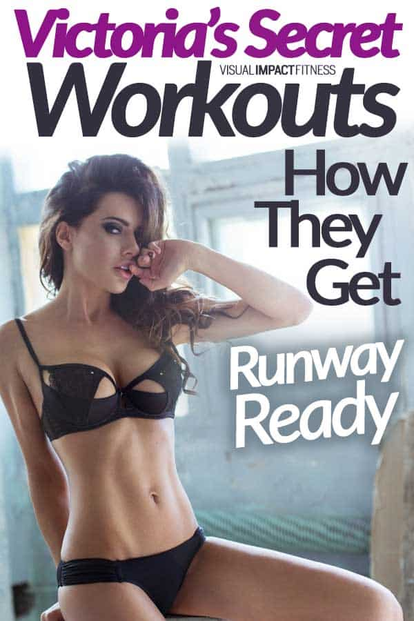 Victoria\'s Secret models tend to workout year round, but get extra fit for runway shows. Here are workout tips from 10 of the top Victoria\'s Secret Angels.