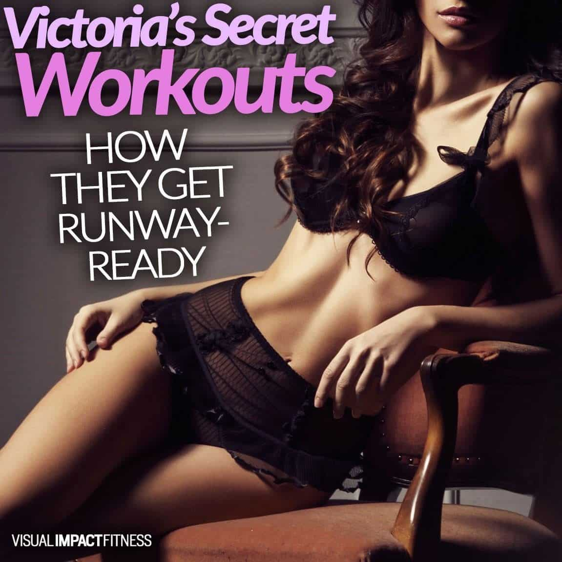 Victoria's Secret Workout for Butt and Abs