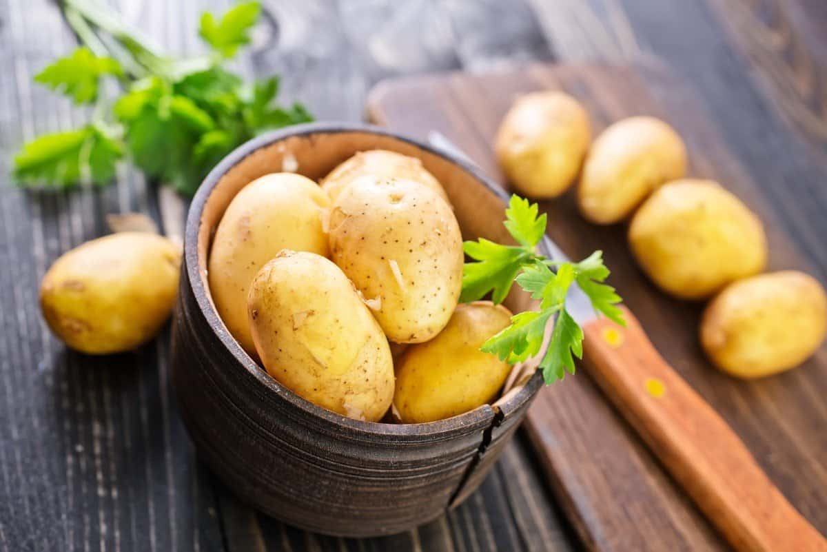 eating potatoes to lose weight
