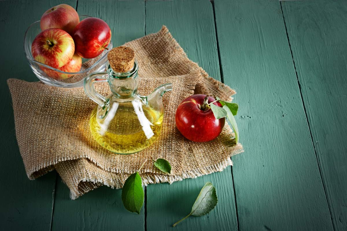 why is apple cider vinegar healthy