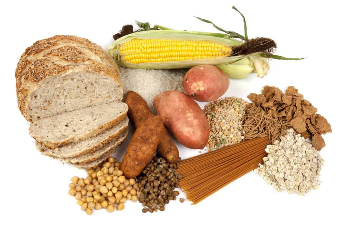 healthy high fiber foods