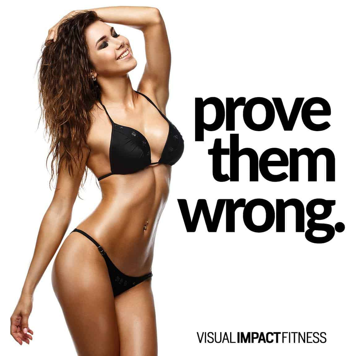 Prove them wrong