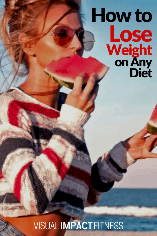 How to Lose Weight on Any Diet