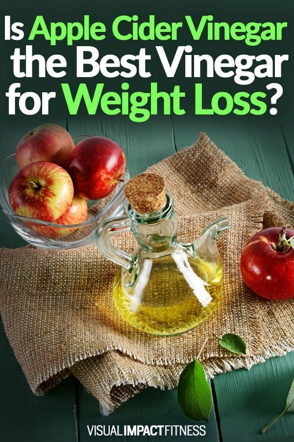 Is Apple Cider Vinegar the Best Vinegar for Weight Loss?