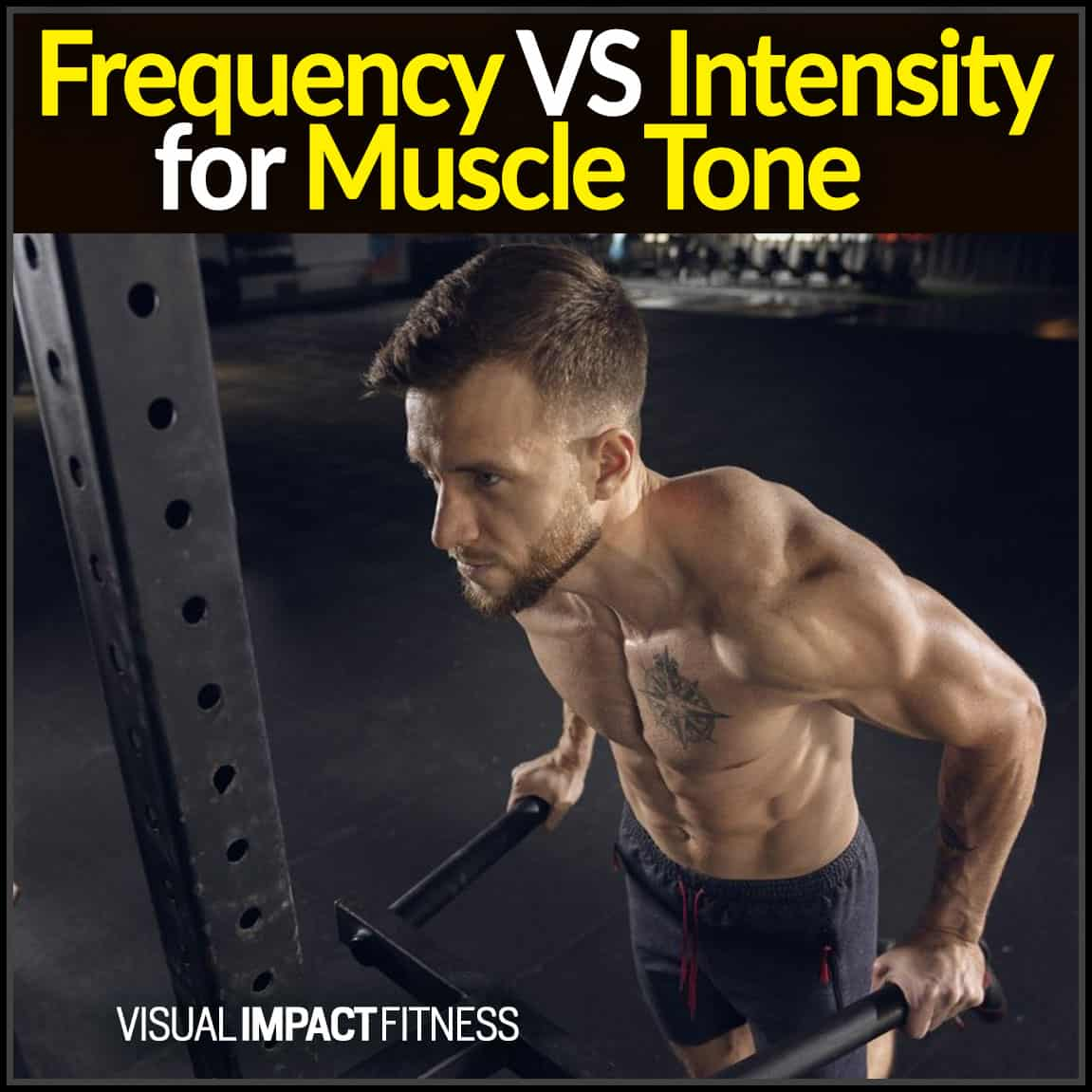Frequency VS Intensity for Muscle Tone