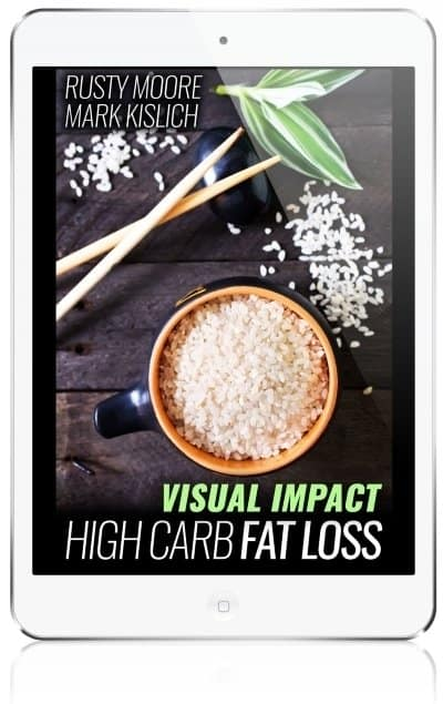 high carb fat loss course